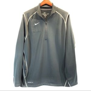 Nike Therma-Fit fleece pull over